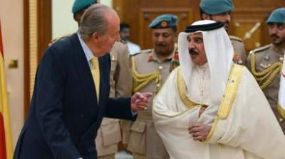 Spain's former King Juan Carlos charged for maintaining relations with Saudi Arabia goes on self-exile