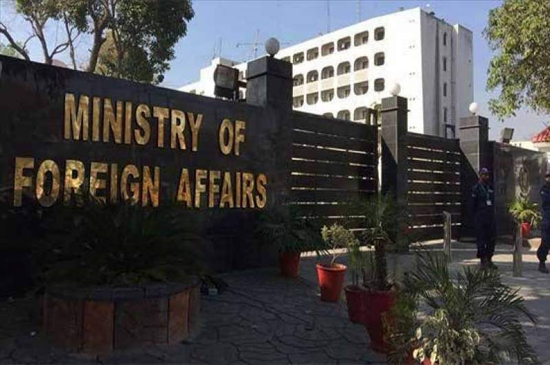 Indian Diplomat Summoned at Foreign Office Over Ceasefire Violations