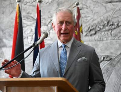 Prince Charles: 'My dearest wish is freedom and equality for Palestinians