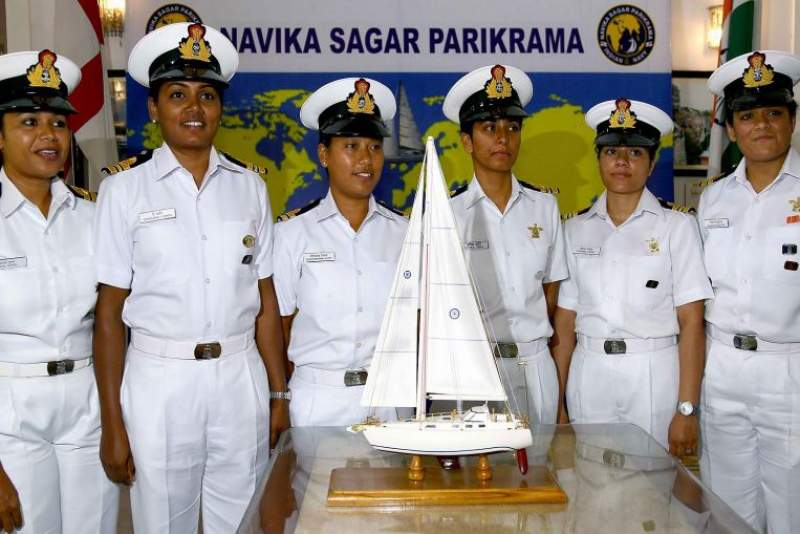 Indian Supreme Court allows women permanent commission in Indian Navy
